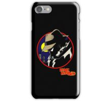 The Sax detective iPhone Case/Skin
