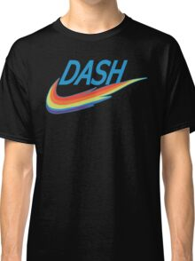 My little Pony Rainbow Dash parody Classic T-Shirt