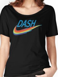 My little Pony Rainbow Dash parody Women's Relaxed Fit T-Shirt
