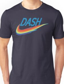 My little Pony Rainbow Dash parody Unisex T-Shirt