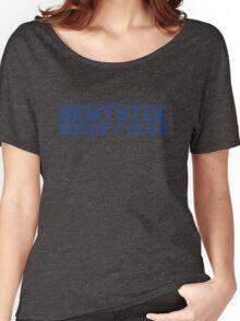 Bentstix Hockey Club - Baseball Top (2014) Women's Relaxed Fit T-Shirt