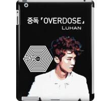 Exo Overdose Luhan - White iPad Case/Skin