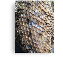 ©NS Reptile Pattern IA Canvas Print