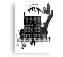 The Boondocks Metal Print