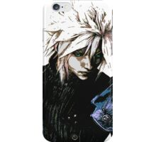 Cloud Final Fantasy 7 iPhone Case/Skin