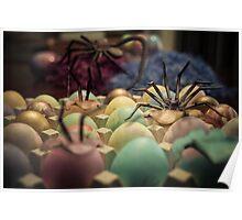 Alien Easter Poster