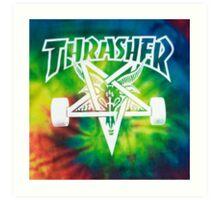 Thrasher Mag. Art Print