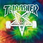 Thrasher Mag. by hardsteps