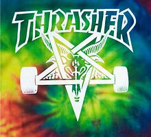 Thrasher Mag. by hardsteps