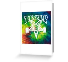 Thrasher Mag. Greeting Card