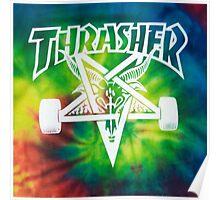 Thrasher Mag. Poster