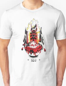 510 - Bath of Fire T-Shirt