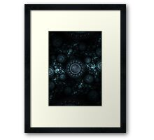 Summoner Series - Cloister of Macalania Framed Print