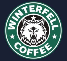 Winterfell Coffee (Starbucks) by Artpunk101