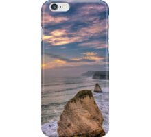Stag and Mermaid Sunset iPhone Case/Skin