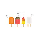 Lollies, Lolling by Nik Jones