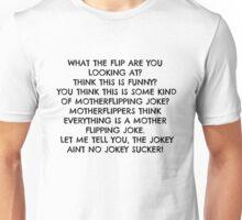 MOTHERFLIPPERS Unisex T-Shirt