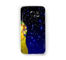 The kiss or Gustav Klimt. Samsung Galaxy Case/Skin