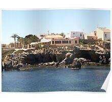 Cozy Beaches Poster