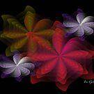 Floral 4 by IrisGelbart