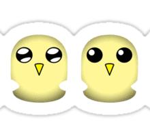 Gunter's Faces V2 Sticker