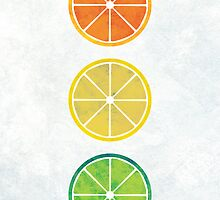 Acid Trio by Jamie Min