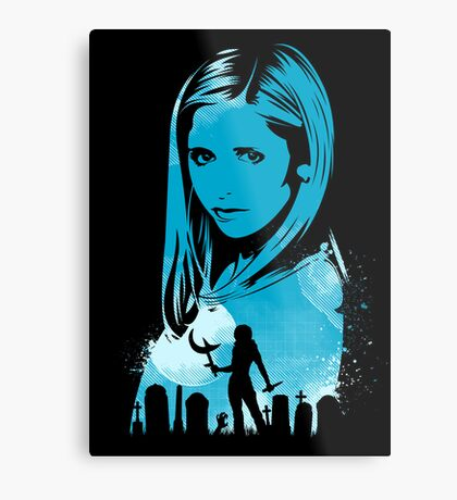 The Chosen One Metal Print
