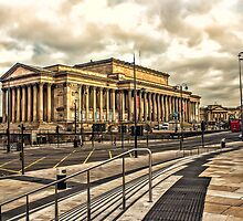 St Georges Hall - Liverpool by Paul Madden