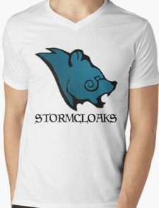 Stormcloaks Mens V-Neck T-Shirt