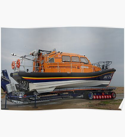 Dungeness Lifeboat Poster