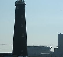 The Old Lighthouse Dungeness by victor55