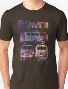 Volkswagen Kombi 3 Way (faded) © T-Shirt