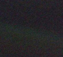 The Pale Blue Dot Sticker