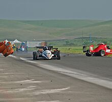 Motor Sports Mishap by DaveKoontz