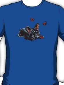 French Bulldog Ladybug T-Shirt
