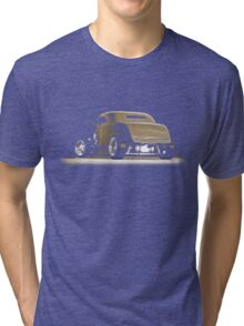 1932 Roadster (sepia) © Tri-blend T-Shirt