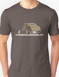 1932 Roadster (sepia) © Unisex T-Shirt