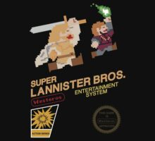 Super Lannister Bros. by JamesShannon