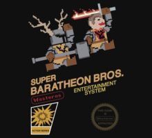 Super Baratheon Bros. by JamesShannon