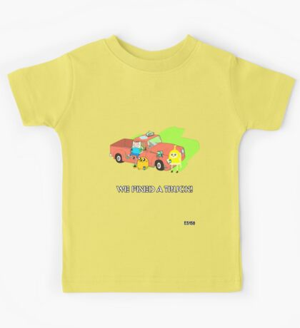 We Fixed A Truck Kids Tee
