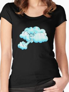 Blow Off Steam Women's Fitted Scoop T-Shirt