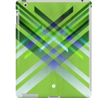XXX green retro design iPad Case/Skin