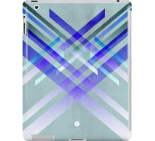 XXX grey retro design iPad Case/Skin