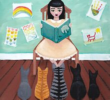 Story Time for Kittens by Ryan Conners