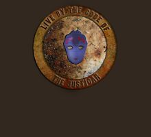 Ancient Asari - The Code of the Justicar Womens Fitted T-Shirt
