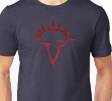 Angel Siren Red Unisex T-Shirt