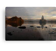 Lough Eske Sunrise Metal Print