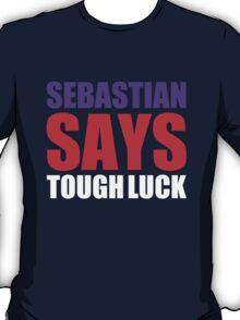 """Vettel """"Tough Luck"""" T-Shirt"""