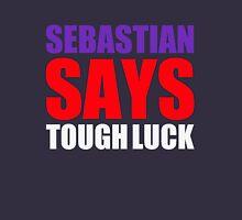 """Vettel """"Tough Luck"""" Unisex T-Shirt"""