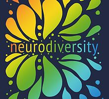 Neurodiversity Splash by amythests